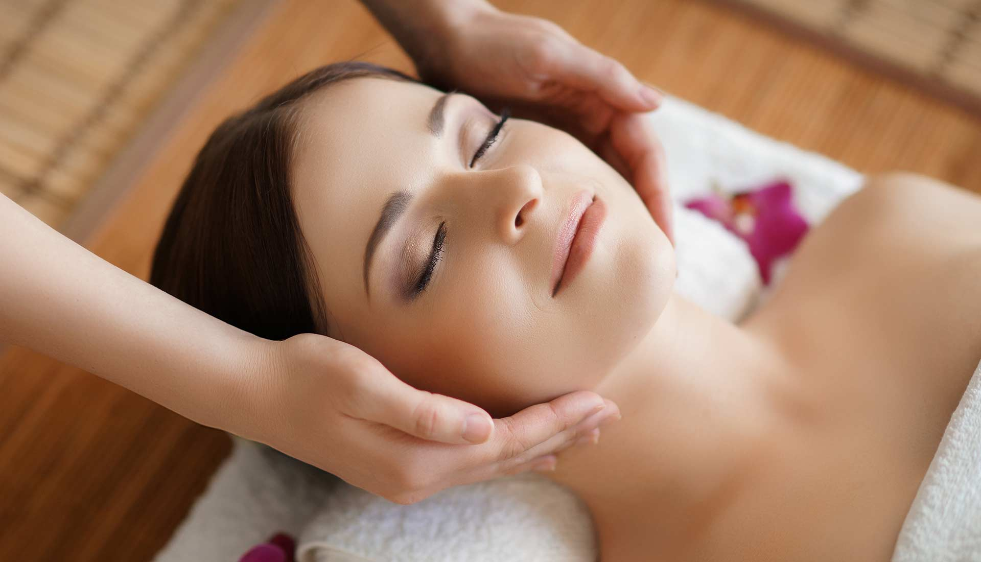 Pamper your self with a facial
